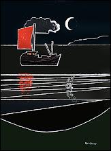 Fishing Boat. Mevagissey