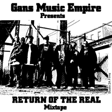GANS MUSIC EMPIRE PRESENTS
