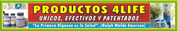LOS PRODUCTOS 4LIFE