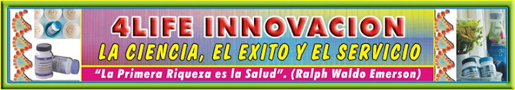 4LIFE ES INNOVACION