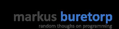markus buretorp