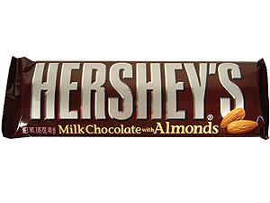 Hersheys Almond Bar talkalota chocolate: H...