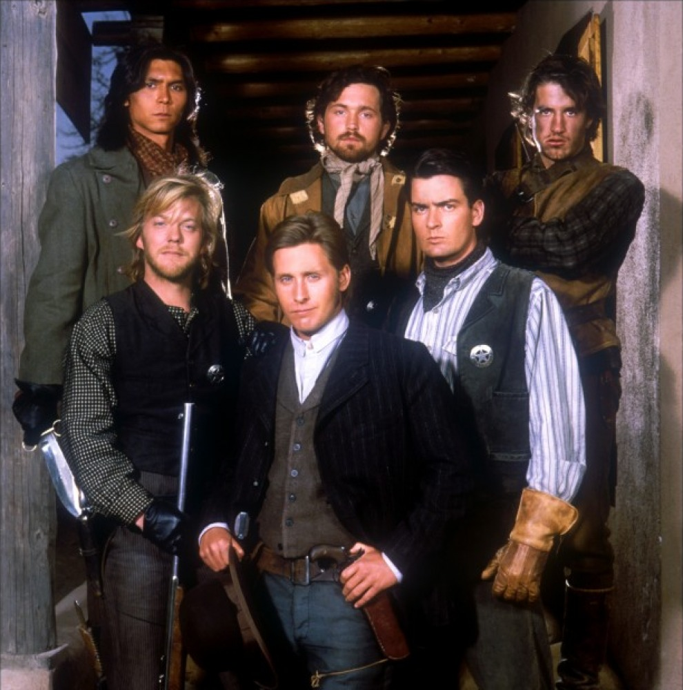 Jeff Arnold's West: Young Guns and Young Guns II ...