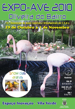 EXPO-AVE / 2010  15ª Exposição do COBL