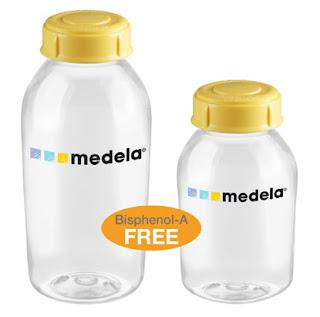 Botol Medela 150ml dan 250ml