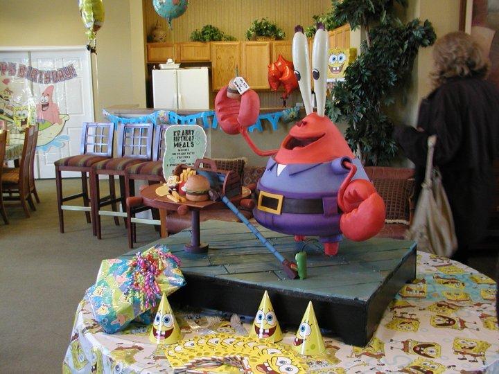 Last Cake Standing Birthday Cake For Kerry