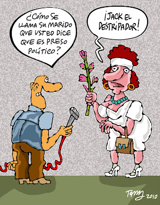 Cambios en Cuba: La caricatura de Tomy