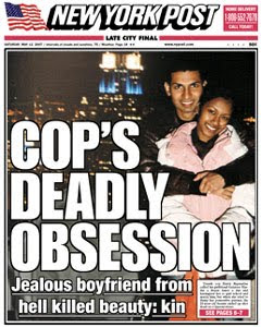 Nyc correction officer killed lesbian girlfriend
