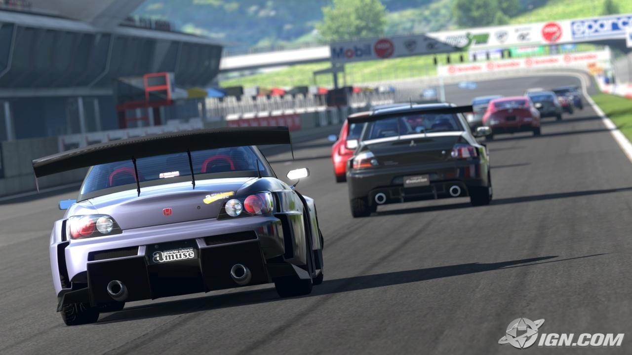 Gran Turismo 5 Vende abaixo do esperado