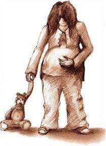madre a temprana edad