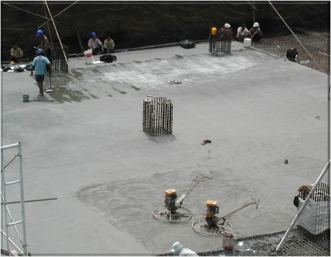 Liquid Hardener Floor : Pt farama mitra mandiri juni