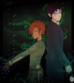 Artemis Fowl and Captian Holly Short