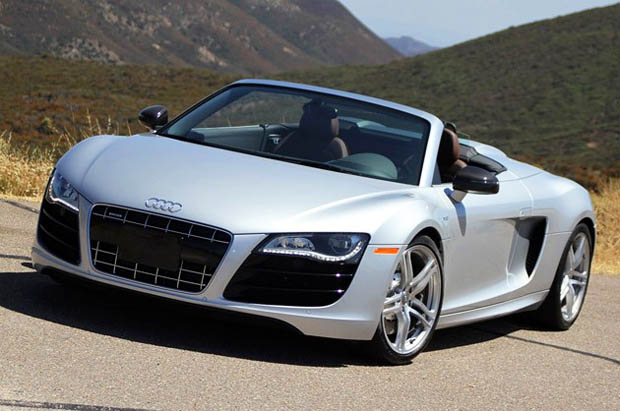 audi r8 blogspotcom. the 2011 Audi R8 Spyder.