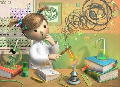 experimentos de laboratorio de ciencia naturales: