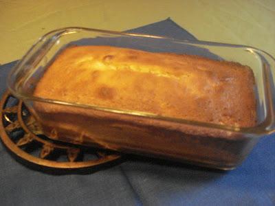 Globewatcher blog how to make homemade pound cake from for How to make a homemade cake from scratch