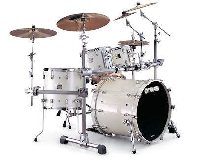 Yamaha Drum Set - Absolute Birch Series Drum Set