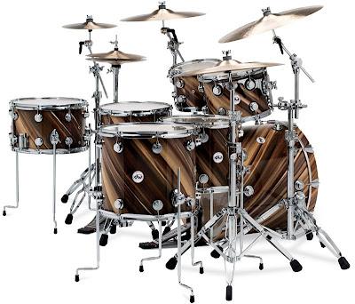 DW Drum Set - DW Collectors Series Drum Set