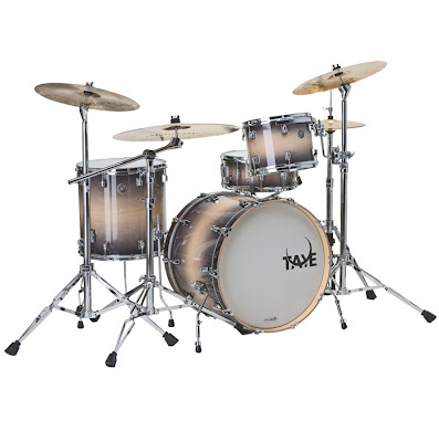 Taye Drum Set - Taye Original Drum Set
