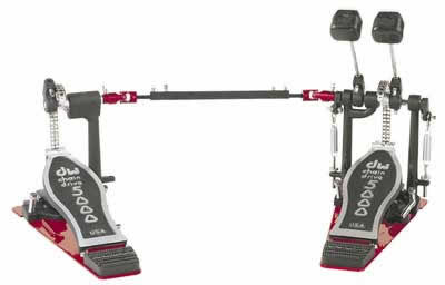 Drum Gear - DW 5000 Double Bass Drum Pedal