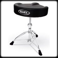 Drum Gear - Mapex Drum Throne type T755A