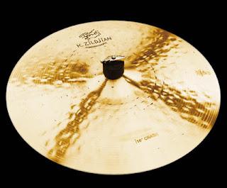 Drum Gear - K-Zildjian Series 16