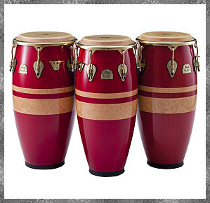 Percussion Instruments - Pearl Elite Wood Congas