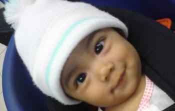 Iffah Nur 5 Months