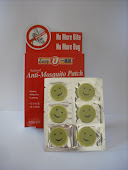 Citronella Mosquito Repellent Patch