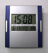 Digital Clock (Wall / Desktop)
