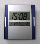 Digital Clock (Wall / Desktop)