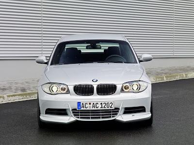 Carscoop ACS1 5 AC Schnitzer ACS1 3.5i: 360 HP BMW 135i Coupe