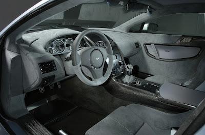 Carscoop ASCC 31 Aston Martin V12 Vantage RS Concept 600 HP Photos