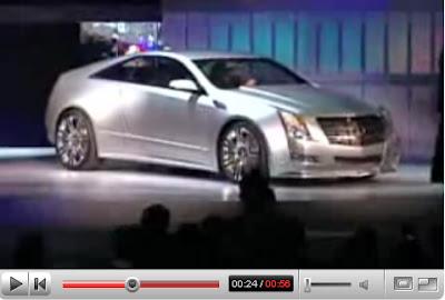 CT Cadillac CT Coupe Concept Photos Videos