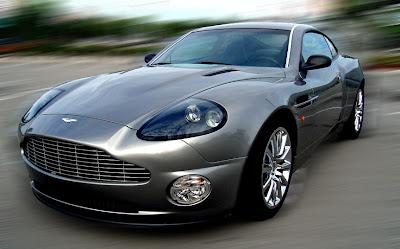 Aston 4 James Bond Aston Martin Vanquish V12 Replica   Based On Ford Mustang Photos