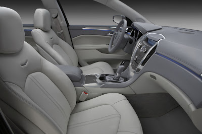 CadillacPRV 09 Cadillac Provoq Compact Fuel Cell SUV Concept Photos