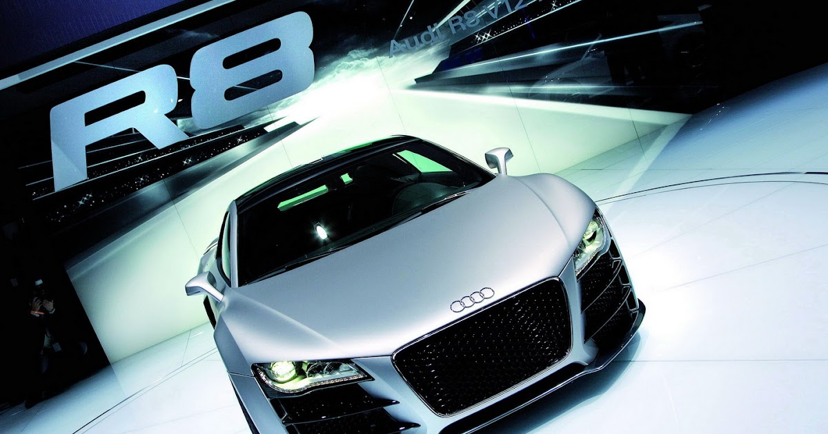 detroit show audi r8 v12 tdi concept official images details. Black Bedroom Furniture Sets. Home Design Ideas