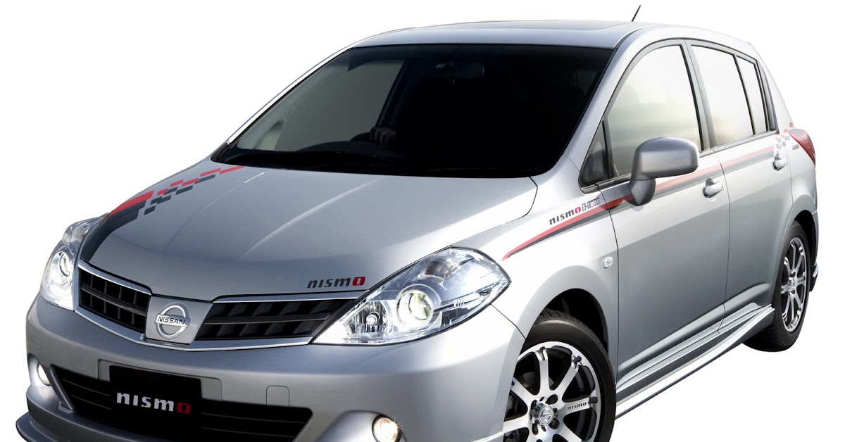Nissan Tiida Versa S Tune Proto By Nismo