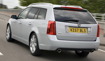 CaddyBLS 54551 Cadillac's First Ever Station Wagon on Sale in the UK Photos