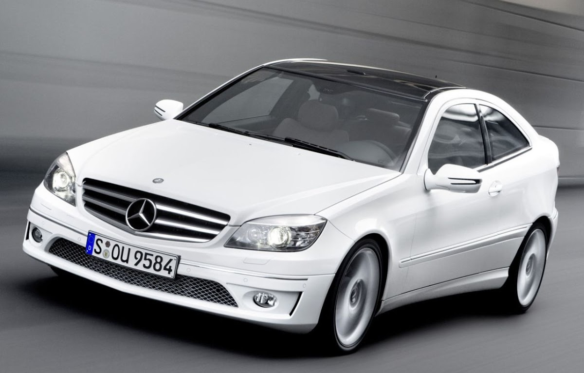 2009 Mercedes CLC Review - Top Speed