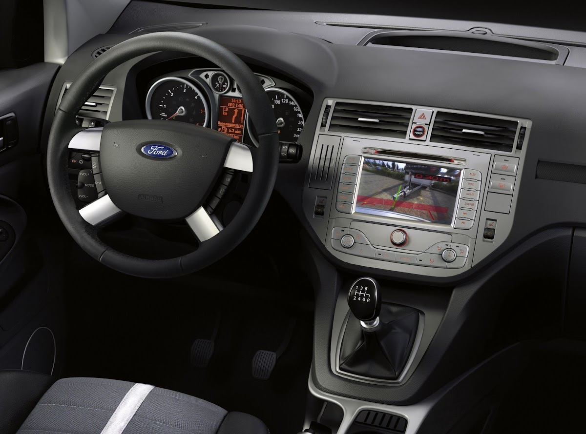 2009 ford kuga crossover production version to make geneva show premiere