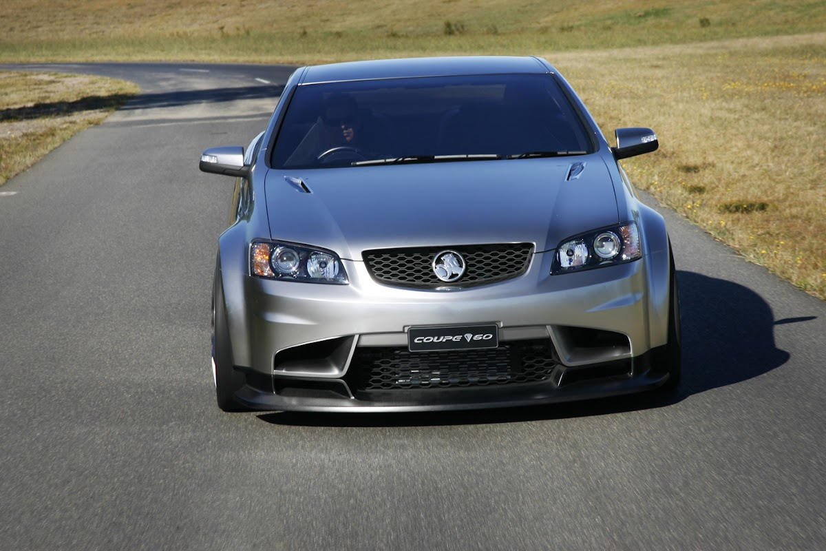 Holden coupe 60 commodore based concept previews monaro we get it you really dislike ads heres an idea how about supporting carscoops by sharing our content on social media channels like facebook reddit and vanachro Images