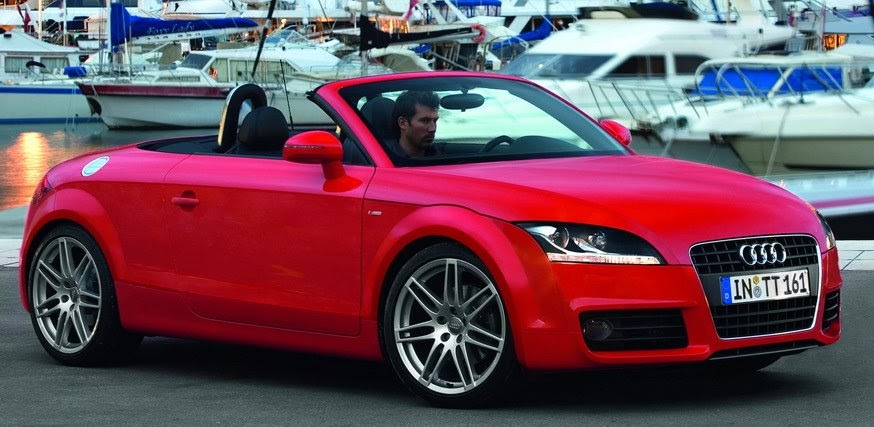 new audi tt with 160hp 1 8 tfsi engine. Black Bedroom Furniture Sets. Home Design Ideas