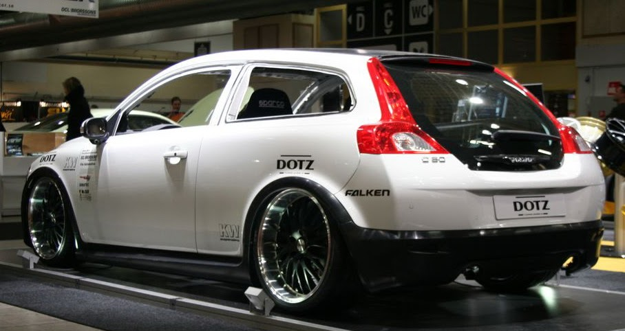 Volvo C30 Rear-Wheel-Drive Project!