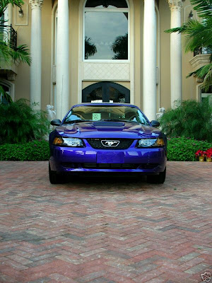 Eminem's Car collection http://olehandriobruzcastle.blogspot.com/2007/01/eminems-1999-ford-mustang-up-for-sale.html