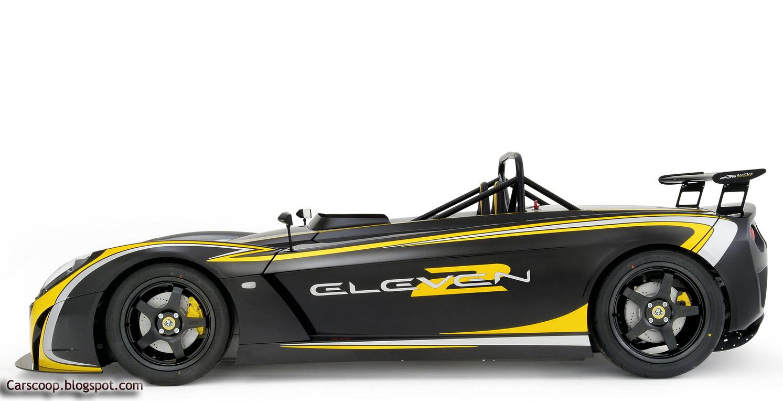 Carscoop Lotus 2 Eleven 3 Lotus 2 Eleven: 255Hp & 670kg Elise track version to debut at Geneva