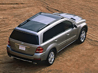 Carscoop GL 208 Mercedes GL Wallpaper and Latest price