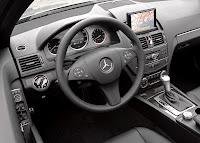 Carscoop MBC CLass08 22 New York Preview 2008 Mercedes C Class US Spec