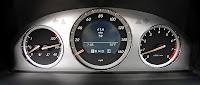 Carscoop MBC CLass08 23 New York Preview 2008 Mercedes C Class US Spec