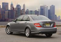 Carscoop MBC CLass08 29 New York Preview 2008 Mercedes C Class US Spec