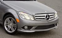 Carscoop MBC CLass08 30 New York Preview 2008 Mercedes C Class US Spec